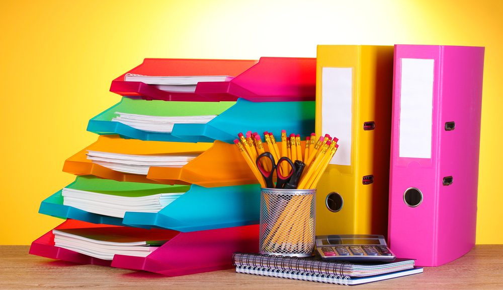 5 Easy Ways to Keep Your Office Supplies Organized