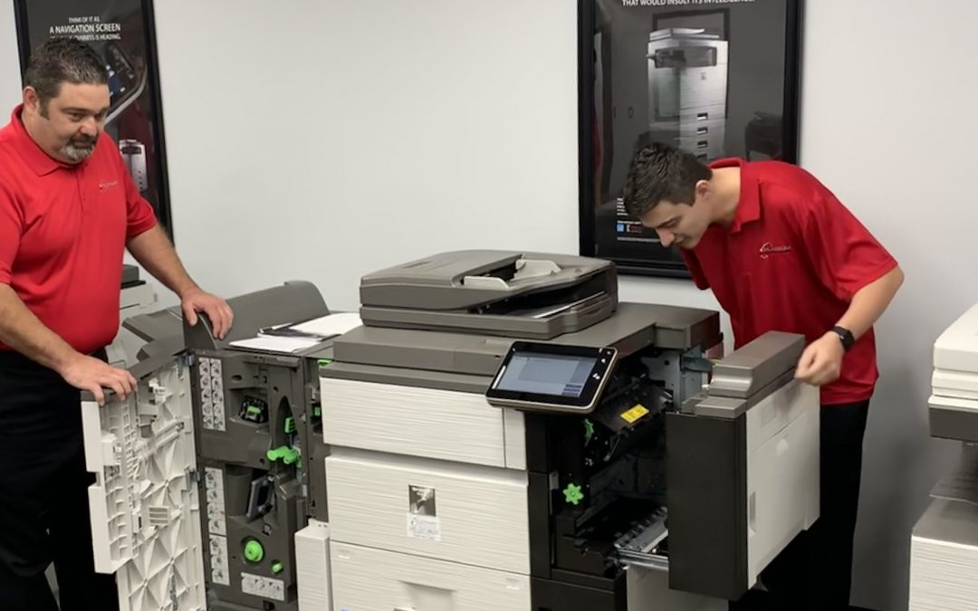 Should Your Business Buy or Lease an Office Printer?