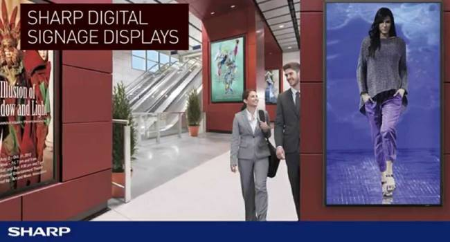 Digital Signage in the Workplace