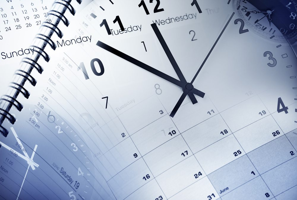 Time Management for a Productive Workday