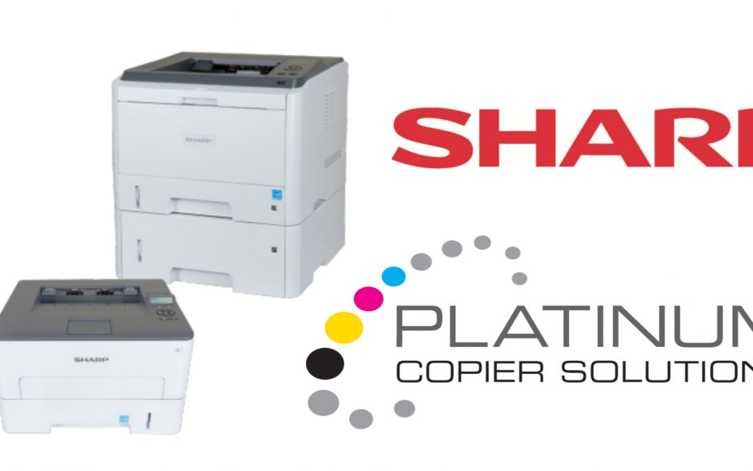Sharp Introduces Two New Monochrome Printers to Their A4 Lineup