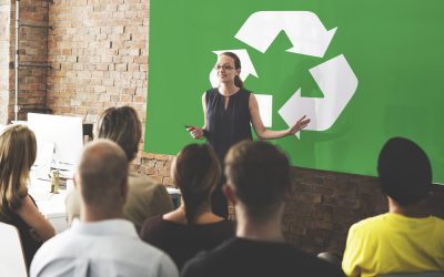 Go Green! How to Make Your Office Environmentally Friendly