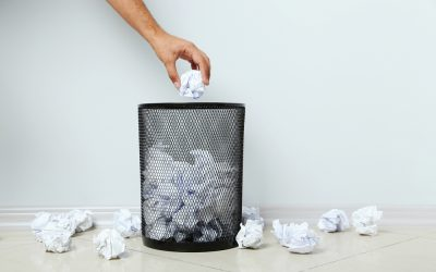 6 Ways to Use Less Paper in the Office