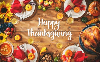 Happy Thanksgiving from Platinum Copier Solutions!