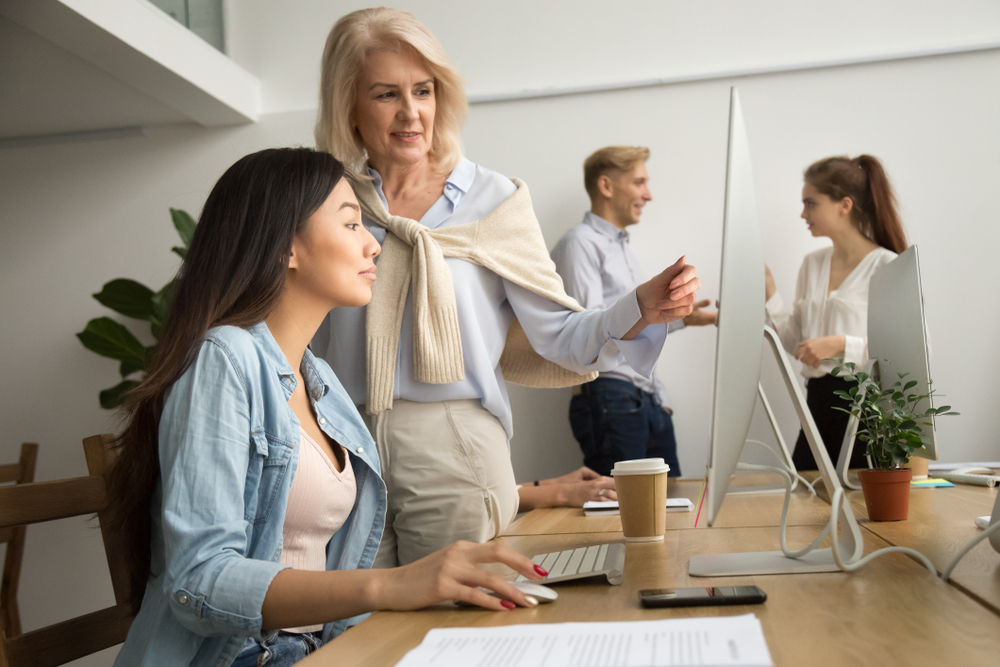 Then Vs. Now: Generational Differences in the Workplace